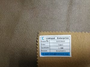 Breathable PU Leather for Sofa High Quality! (U1P378G03)