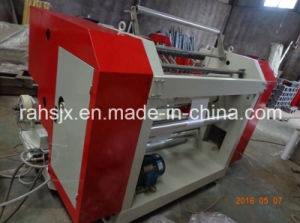 Vertical Type Slitter Rewinder Roll Film Machine (LFQ-1300) pictures & photos
