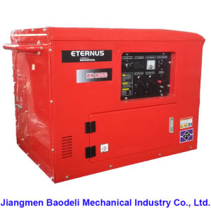 Standby Small Gasoline Generator (BH8000) pictures & photos