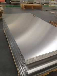 En Standard 3003/5005/5052/5083 /6061 Aluminum Alloy Sheet /Plate pictures & photos