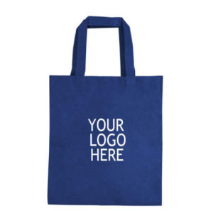 "13""X 15"" Promotional Imprinted Reusable Non Woven Tote Bags"