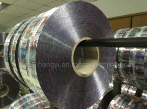PE Shrink Film Label with Reach Certificate pictures & photos