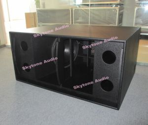 "Ts218 18 Inch Subwoofer Speaker Box, Dual 18"" Speaker Box pictures & photos"