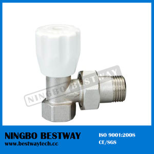 Wholesale Brass Thermostatic Mixing Radiator Valve (BW-R05) pictures & photos