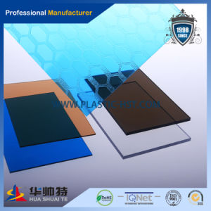 UV-Coating Polycarbonate PC Solid Sheet pictures & photos