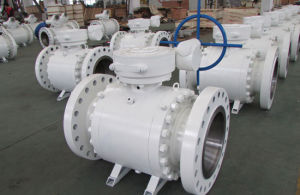 3-Piece Trunnion Ball Valves