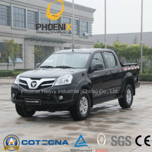 Foton 4WD Tunlands 2.8t LHD Pickup Truck with Manual Transmission pictures & photos
