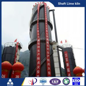 Active Carbon Making Machine Vertical Lime Kiln Lime Production Line pictures & photos
