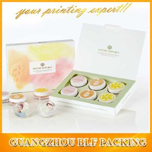 Flip Paper Gift Packing Box (BLF-PBO392) pictures & photos