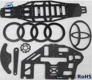 High Strength Carbon Fiber Chassis
