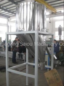 Waste PP PE Recycled Plastic Pelletizing Machine pictures & photos