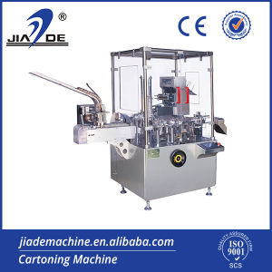 Automatic Vetical Carton Machine for Blister (JDZ-120)