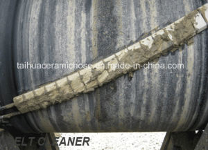 High Abrasion Resistant Ceramic Conveyor Belt Cleaner pictures & photos