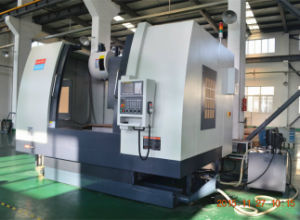 High Rigidity CNC Machining Center for CE