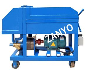 Mobile Portable Separation, Oil-Water, Solid-Liquid Oil Filter Machine