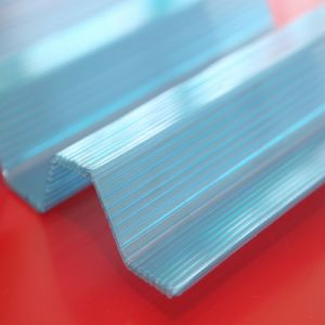 Lexan Construction Material PC Corrugated Roof