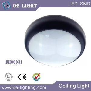 15W LED Bulkhead Light with Microwave Sensor