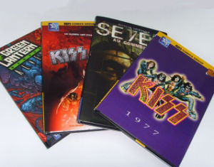Cool Comic Book Printing Service (jhy-229)
