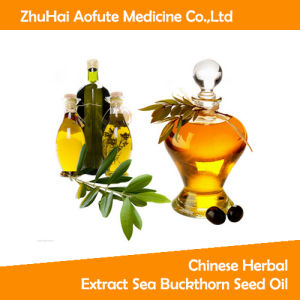 Chinese Herbal Extract Sea Buckthorn Seed Oil pictures & photos