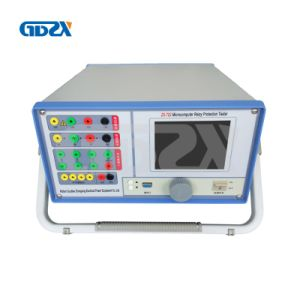 2019 ZX-702 3 Phase Secondary Injection Relay Test Set/omicron relay test  set China Manufacturer Price