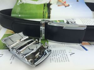 Split Leather Belts for Men (HPX-160703) pictures & photos