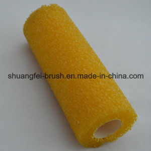 230mm Textured Foam Paint Roller for Oil Base Painting pictures & photos