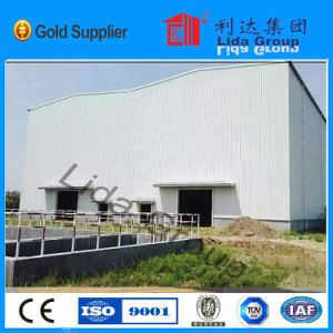 China Prefabricated Steel Structure Warehouse pictures & photos