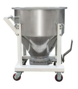 2000L High Automatic Container Mixer for Powder Coating pictures & photos