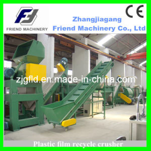 Plastic Film Recycle Crushing Machine pictures & photos