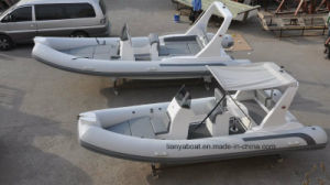 Liya 17ft Cheap Military Inflatable Boat Offshore Rib Boat Suppliers pictures & photos