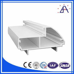 High Quality Extruded Anodised Building Aluminium Extrusions pictures & photos