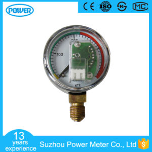 2′′ 50 mm Bottom Connection CNG Pressure Gauge pictures & photos
