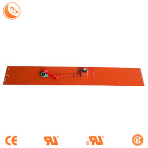 Flexible Silicone Rubber Oil Drum Heater
