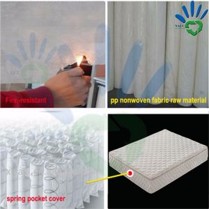 100% PP Spunbond Nonwoven Fabric Mattress pictures & photos
