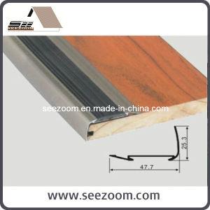 Hot Selling Aluminium Decorative Stair Nosing / Tile Trim