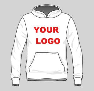 2db2c3879a97b Custom Print or Embroidery Logo and Design Cotton Sweatshirt Hoodie