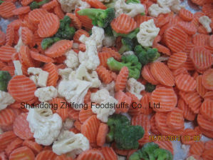 2017 IQF Frozen Mixed Vegetables with High Quality pictures & photos