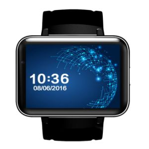 2017 Android 5.1 Smart Watch Phone Mtk6572 Quad Core Dm98 Bluetooth Smartwatch 3G SIM WiFi GPS Sports Watches WCDMA Smartphone