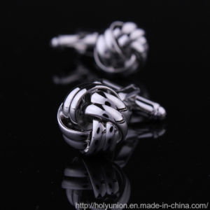 VAGULA Silver Man Shirt Cufflinks (L28315) pictures & photos