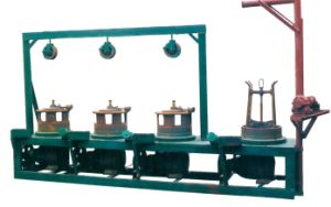 Pulley Wire Drawing Machine (XM21-32) pictures & photos