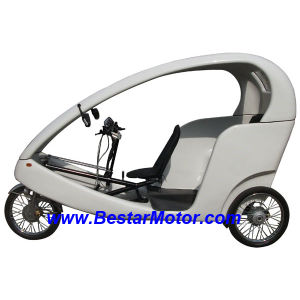 New Electric Tricycle/Rickshaw/Pedicab With CE (TW-D3X-04)