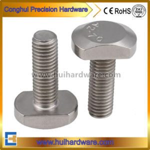 Stainless Steel 304 316 A2-70 A4-80 T Head Bolt DIN261 pictures & photos