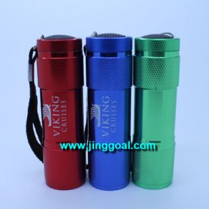 Metal LED Torch pictures & photos