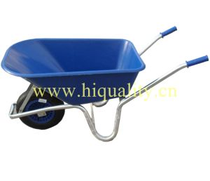 (WB6414) Plastic Tray Wheel Barrow