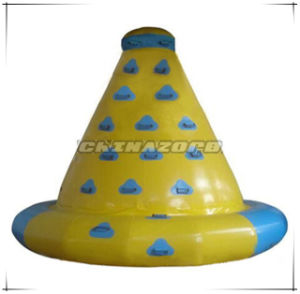 Good Sale Inflated Water Tower Climbing Wall From Guangzhou Factory