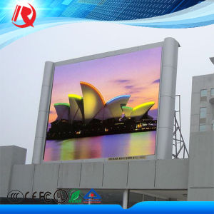 2016 Hot Sale Full Color Video Function Outdoor LED Display pictures & photos