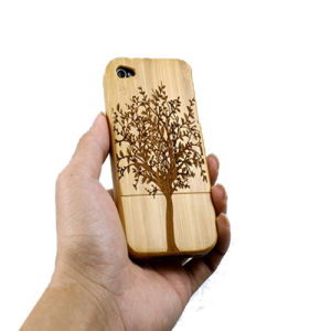 Wood Case for iPhone 4/4s/5