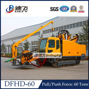 60 Tons Horizontal Directional Drilling Rig pictures & photos