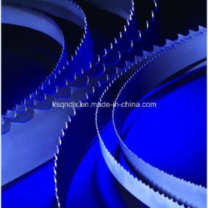 Die Steel, Stainless Steel Cutting Bandsaw Blades pictures & photos