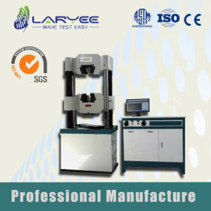 Digital Hydraulic Bending Testing Machine (WES100kN-1000kN) pictures & photos